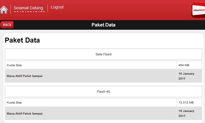 Mencoba PAKET PROMO Internet Simpati Rp 10rb 800MB30hr